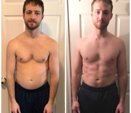 Andy Biehl (Before and After)