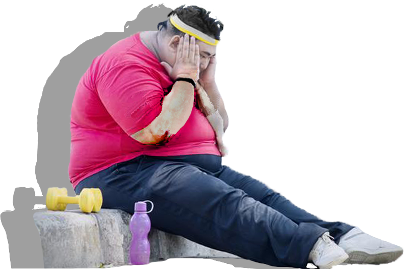 young-fat-man-looks-sad-exercise-park-picture-sitting-158611674L