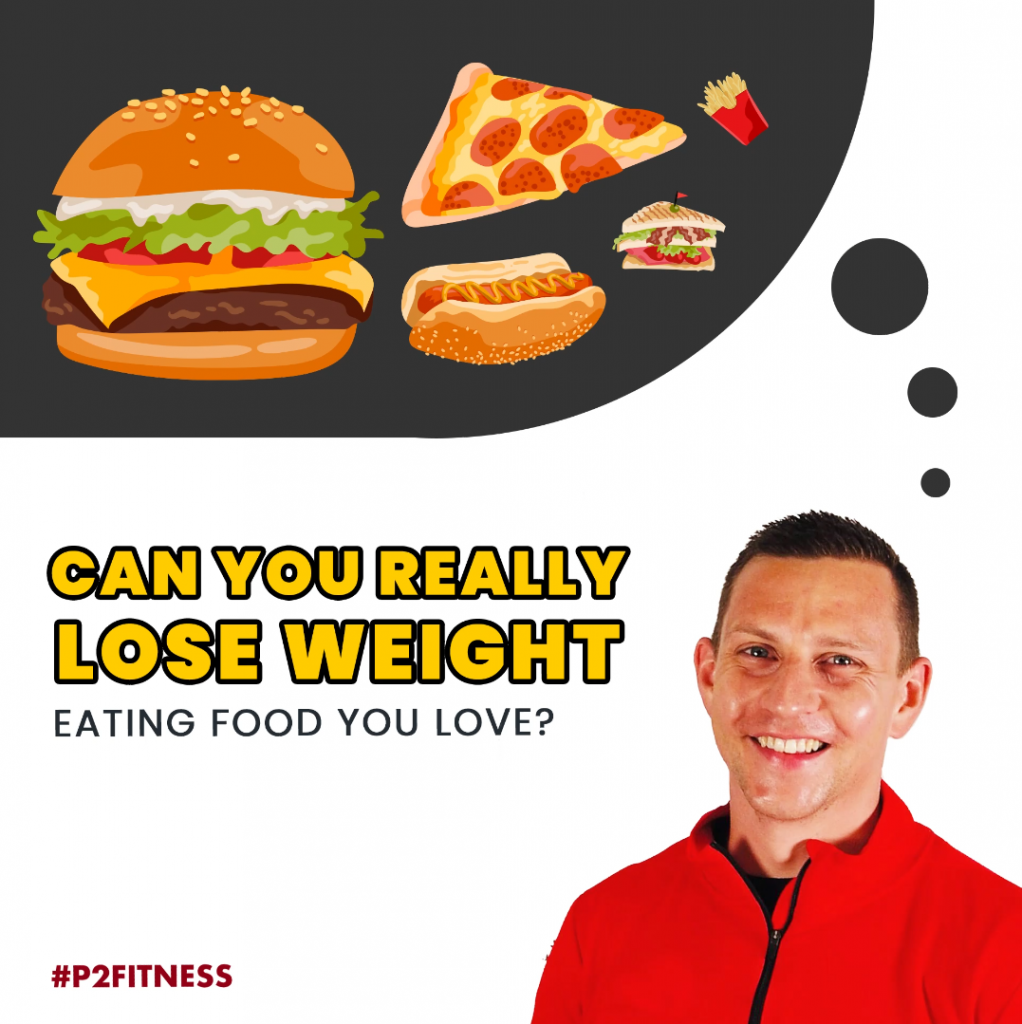 Can You Really Lose Weight Eating Food You Love