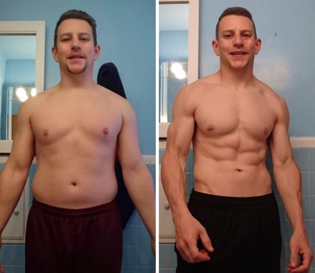 Weight loss transformation pictures