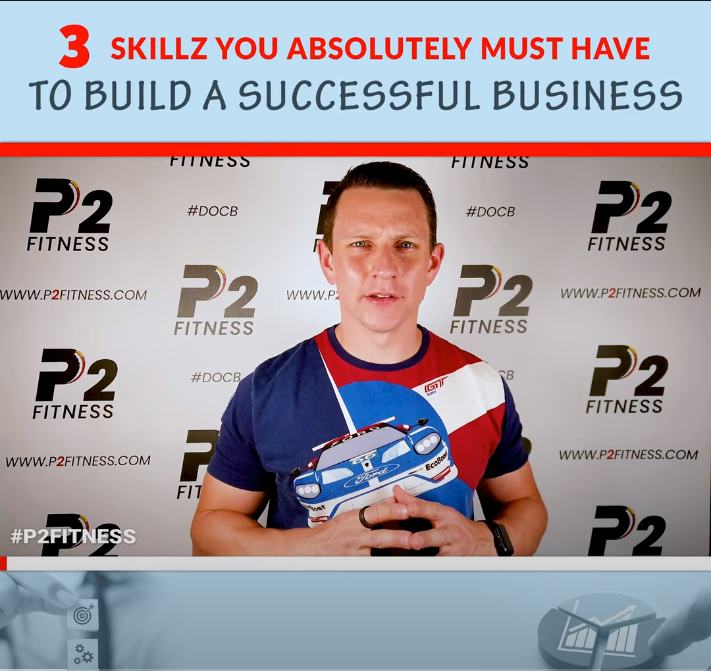 3 Skillz You Absolutely Must Have To Build A Successful Business