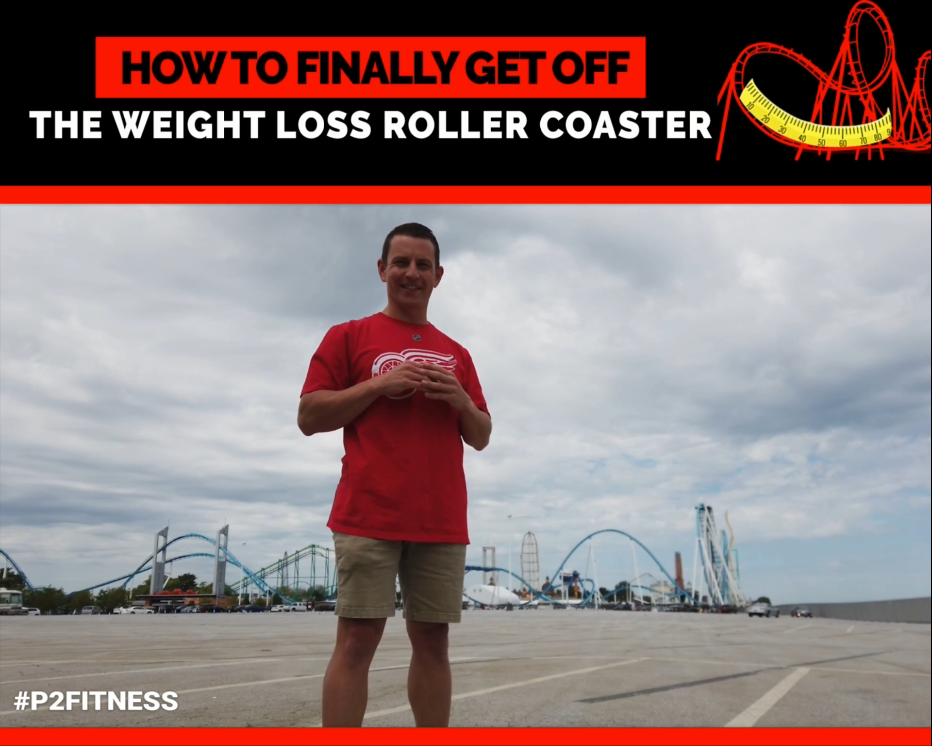 How To Finally Get Off The Weight Loss Roller Coaster