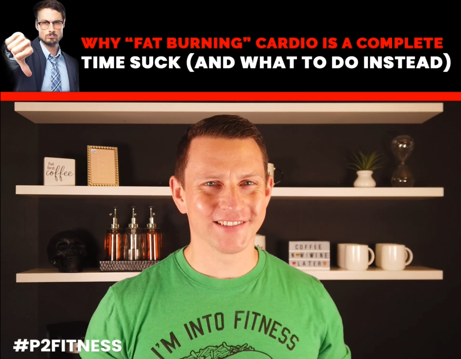 Why Fat Burning Cardio Is A Complete Time Suck (And What To Do Instead)