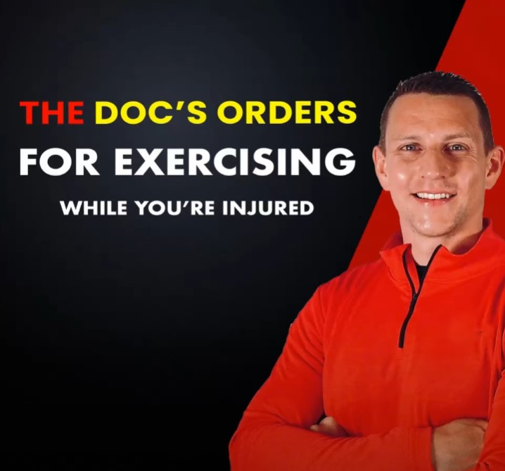 The Doc's Orders For Exercising While You're Injured