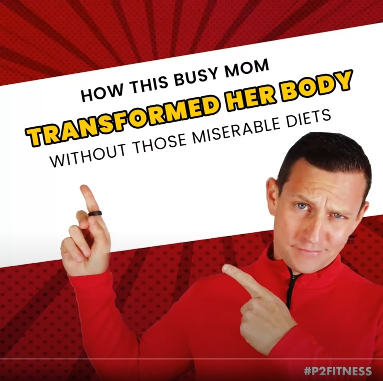 How a Busy Mom Transformed Her Body Without Those Miserable Diets